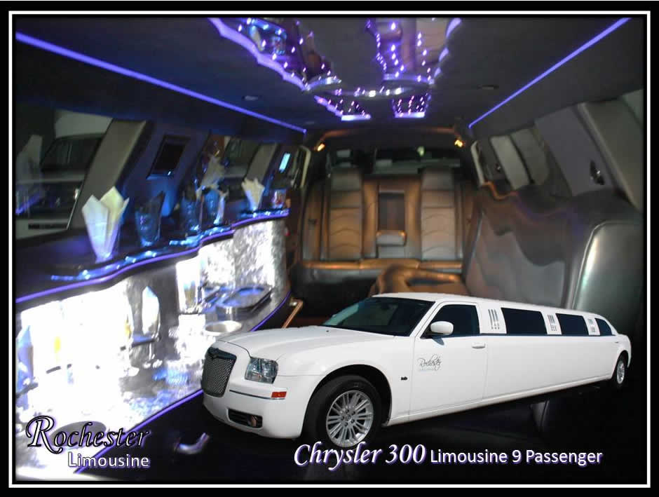 Rochester Limo - Limousine