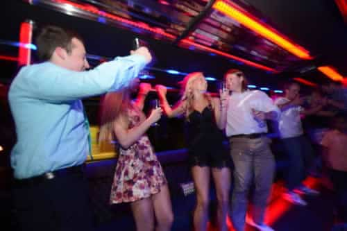 Rochester, MI Party Buses