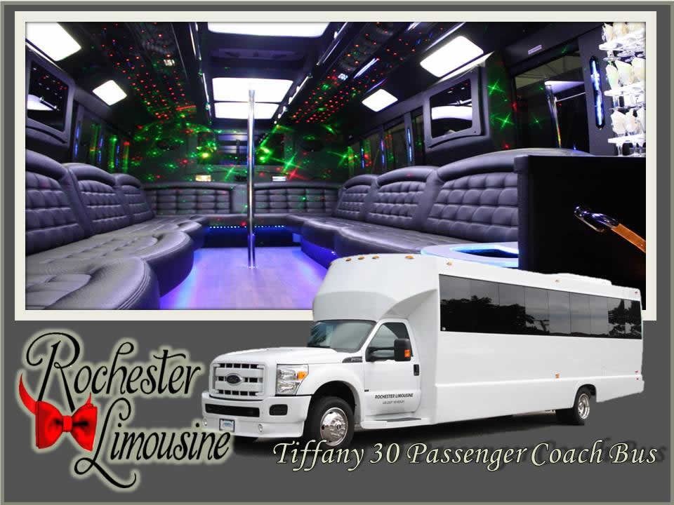 Detroit party bus detroit limo service limousine detroit for Motor city party bus