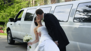 Rochester wedding limo service