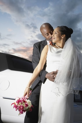 Sterling Heights Wedding Limo