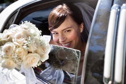 Clarkston Limo Service for Your Wedding