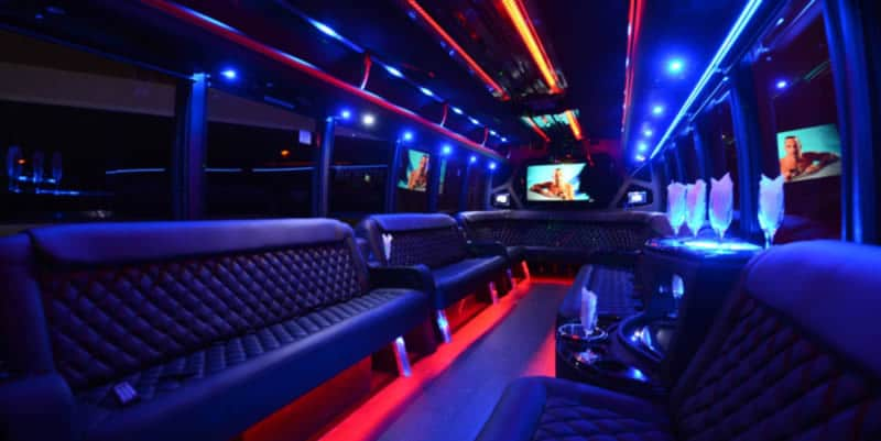 Book a Royal Oak Party Bus for Your Bachelor or Bachelorette Party