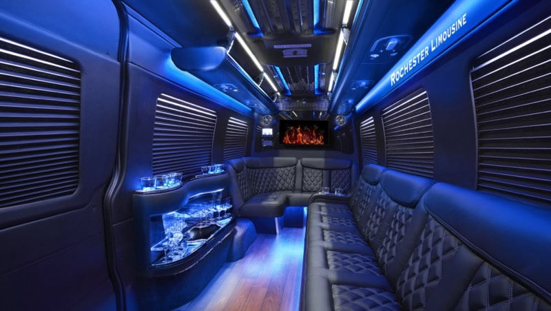 Detroit Party Bus Fisher Theatre
