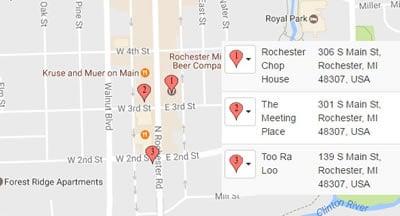 Rochester, MI Date Night - Limo Rental Service
