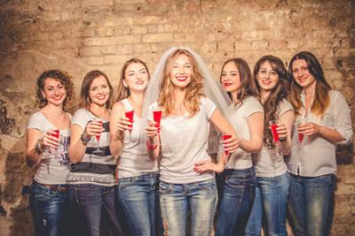 Detroit Party Bus Rental - Bachelorette Party
